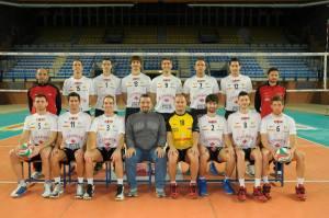 Top Team Volley Mantova Serie A2  stagione 2010-2012