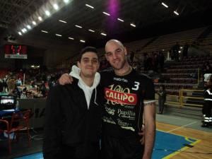 Emiliano Cortellazzi Tonno Callipo Vibo Valentia Serie A1 volley