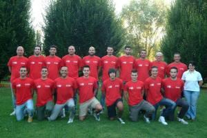 Top Team Volley Mantova Serie B2  stagione 2013-2014