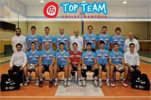 Top Team Volley Mantova Serie B1 stagione 2011-2012