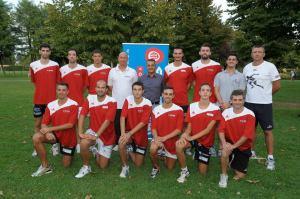 Top Team Volley Mantova Serie B2 stagione 2012-2013